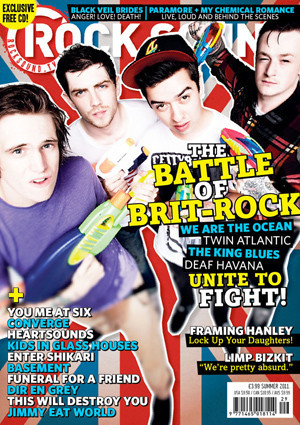 Rocksound - Issue 151 - Summer 11