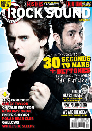 Rocksound - Issue 152 - September 11