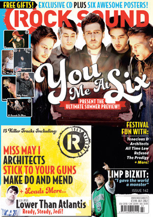 Rocksound - Issue 162 - July 12