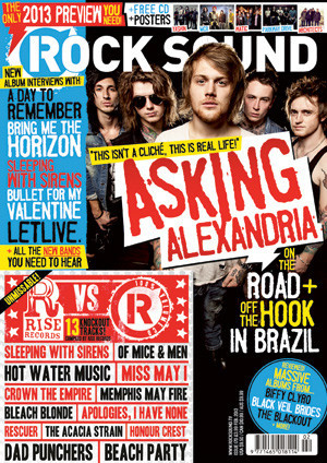 Rocksound - Issue 170 - February 13