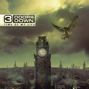 3 Doors Down - Time Of My Life Cover