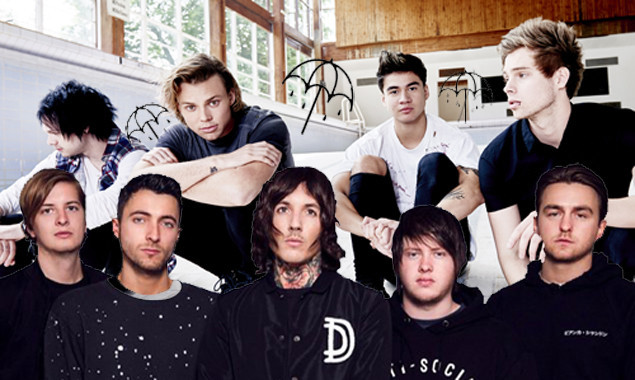 Watch 5 Seconds Of Summer Cover Bring Me The Horizon