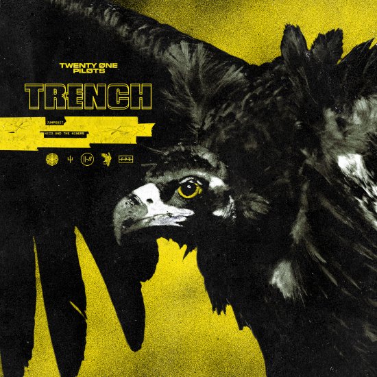 Twenty One Pilots Announce HUGE World Tour For New Album 'TRENCH'