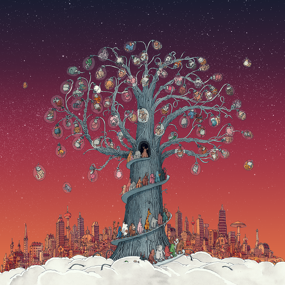 Dance Gavin Dance Release Video, Announce All Their Upcoming