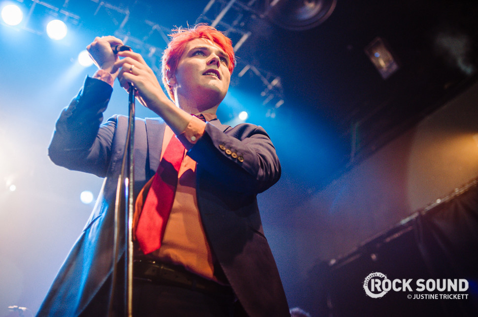 "Gerard Way Has Teased A ""heavy"" New Song For 2019"