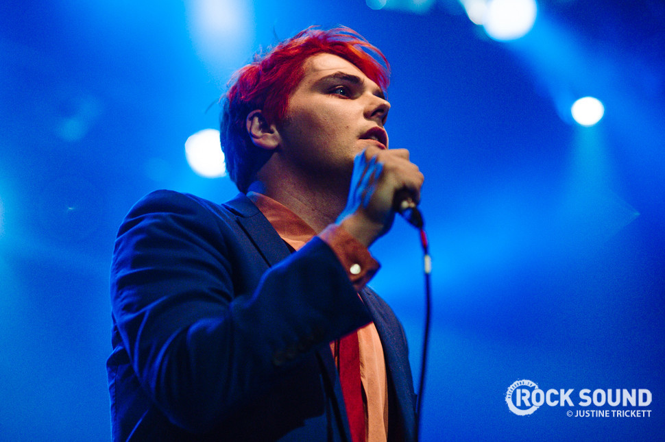 Gerard Way Has Dropped Another Track With Ray Toro