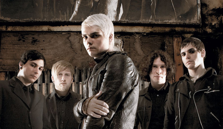 My Chemical Romance Tour >> Andy Copping's Download Memories: 2007 – My Chemical ...