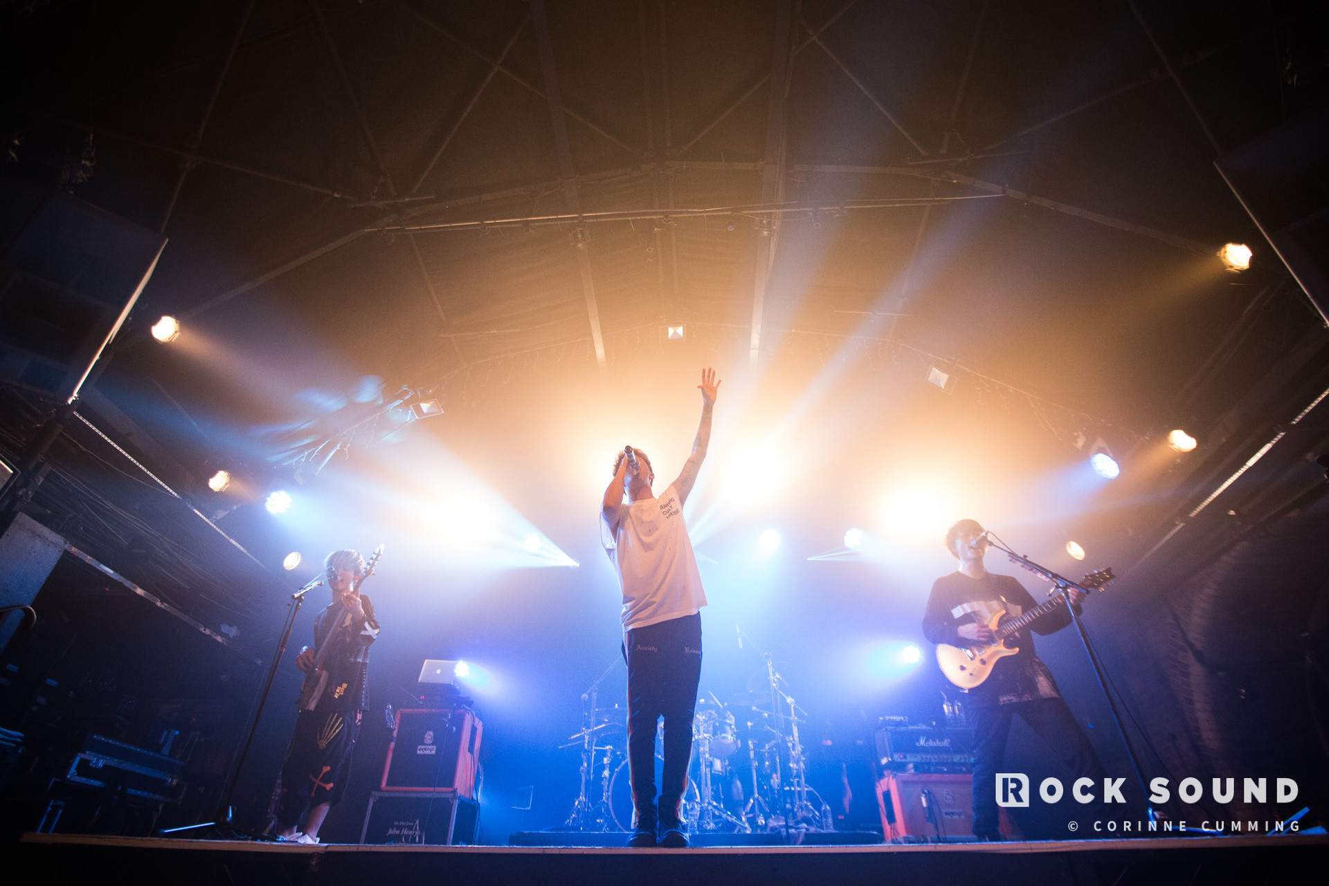 Watch One Ok Rock Perform 'stand Out Fit In' Live With An Orchestra
