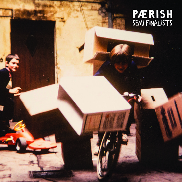 Paerish - 'Semi Finalists' Cover