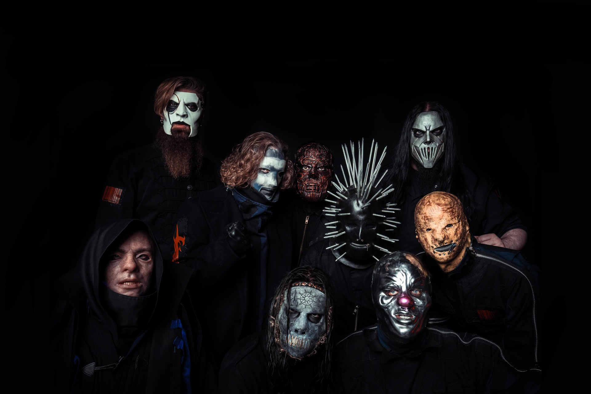 Slipknot's New Album 'We Are Not Your Kind' Is Number One In