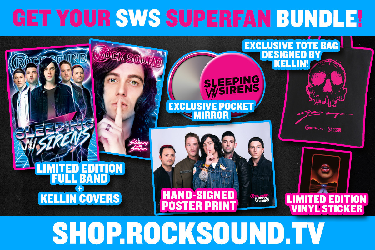 Sleeping with sirens have released a statement about their cancelled you can pick up the latest rock sound here m4hsunfo