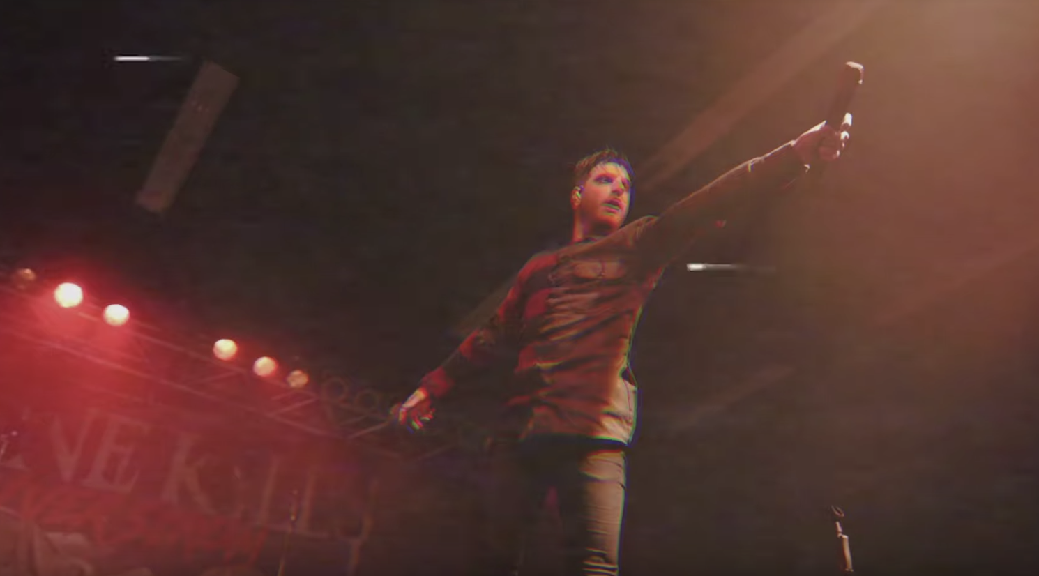 Watch Ice Nine Kills' New Live Video For 'IT Is The End
