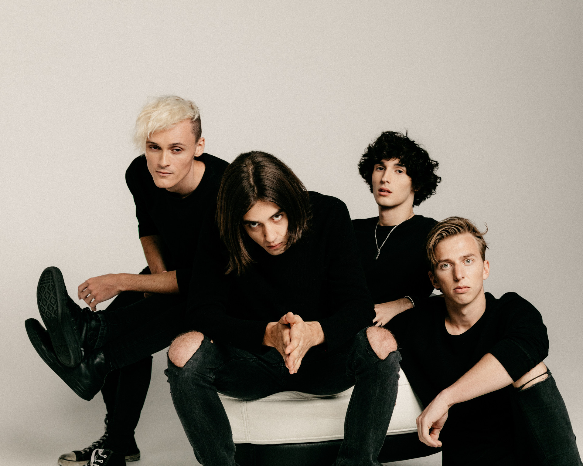Check Out This New Single From The Faim, Co-Written By 5SOS' Ashton