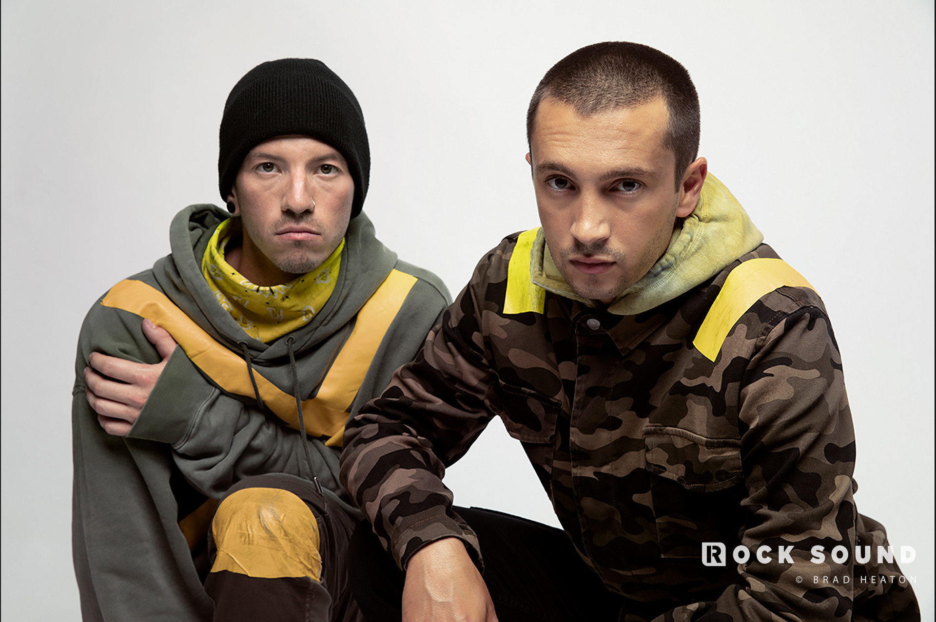 Twenty One Pilots Just Got Nominated For A Brit Award