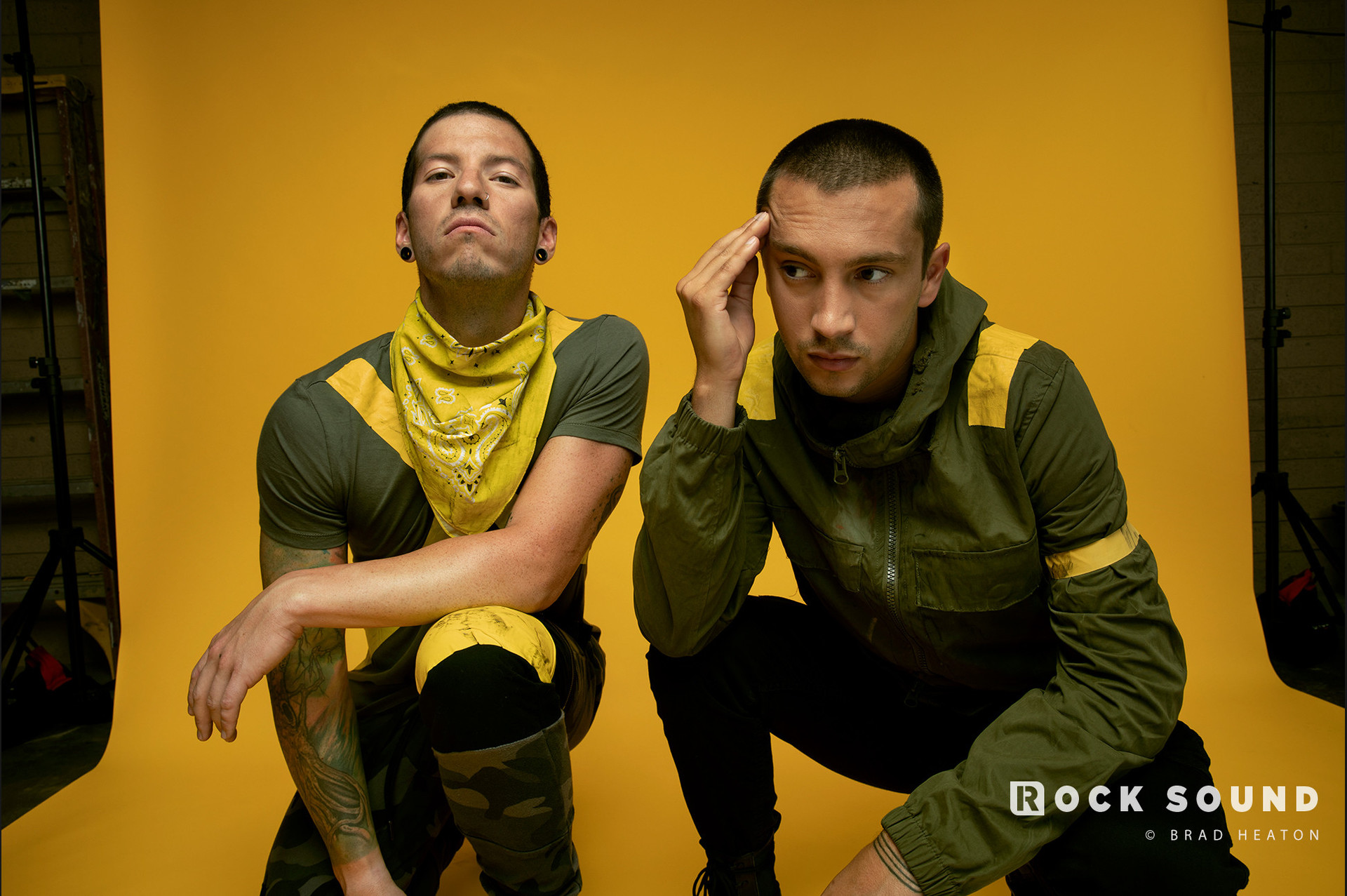 Twenty One Pilots Have Been Nominated For A Grammy