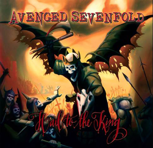 Avenged Sevenfold Unveil Album Title And Release Date - News