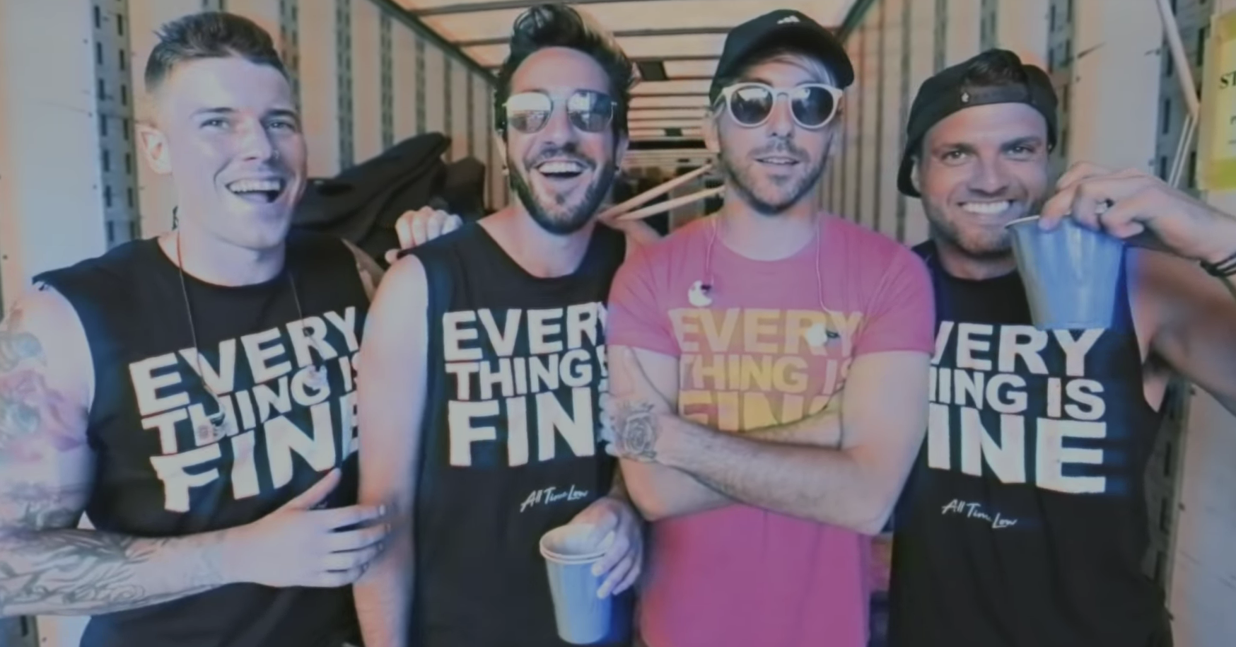 Watch All Time Low Play Their Final Warped Tour In Their Tour Recap