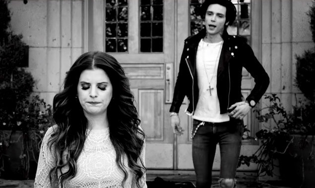Juliet Simms And Andy Biersack Get Tragic In This New ...