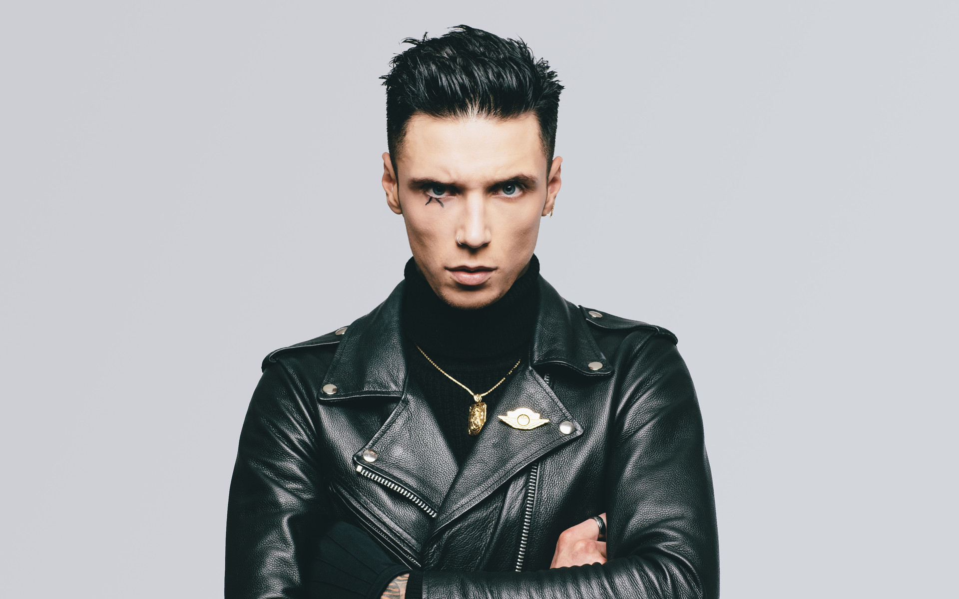"Andy Black On His New Album: ""i Became Obsessed With The Idea That There Is No Real Revenge"""