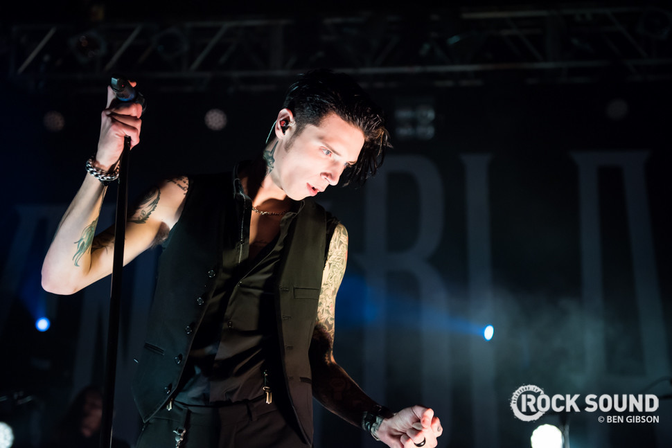 "Andy Biersack: ""I Never Set Out To Become A Spokesperson For The Outcast…"""