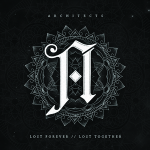 Architects - Lost Forever, Lost Together Cover