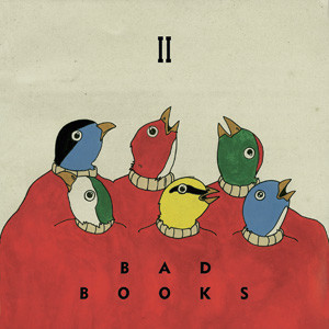 Bad Books - II Cover