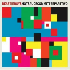 Beastie Boys - Hot Sauce Committee: Part Two Cover