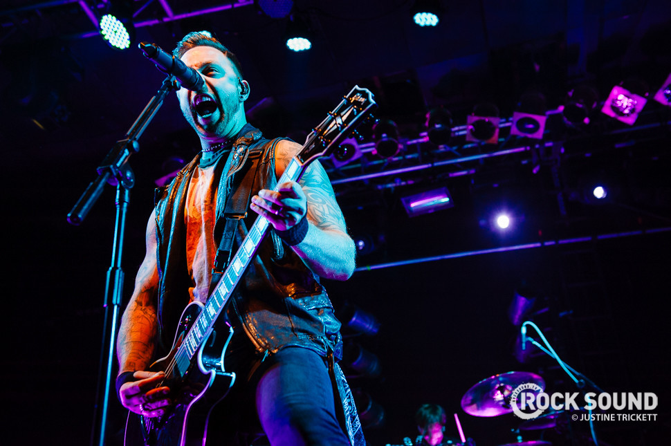 Bullet For My Valentine Have Announced A Show News Rock Sound