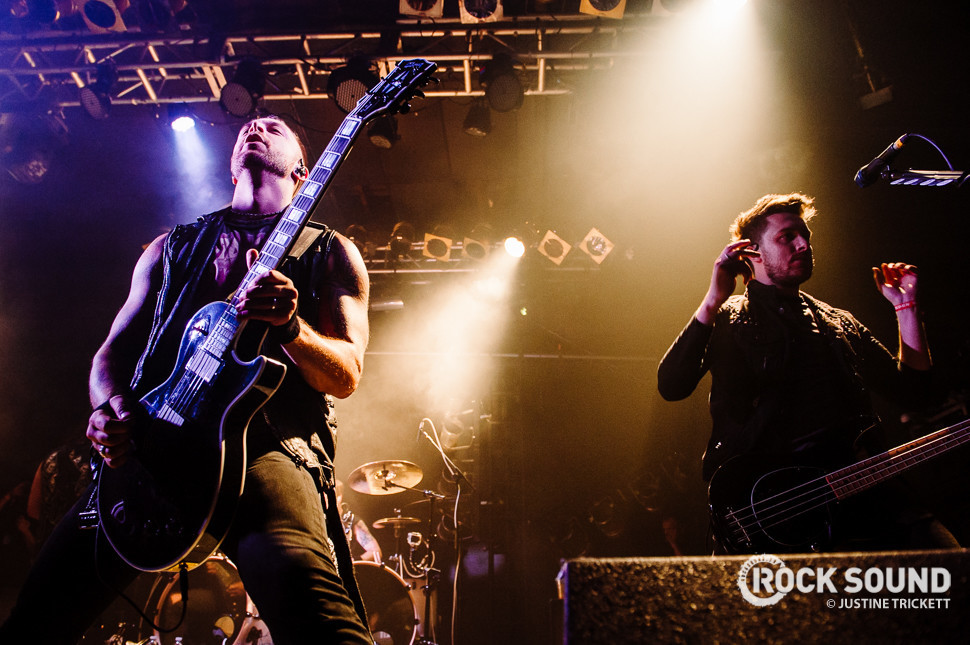 Bullet For My Valentine To Play Classic Album The Poison In Full