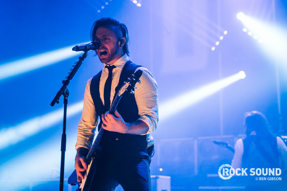 Bullet For My Valentine Have Announced Live From Brixton