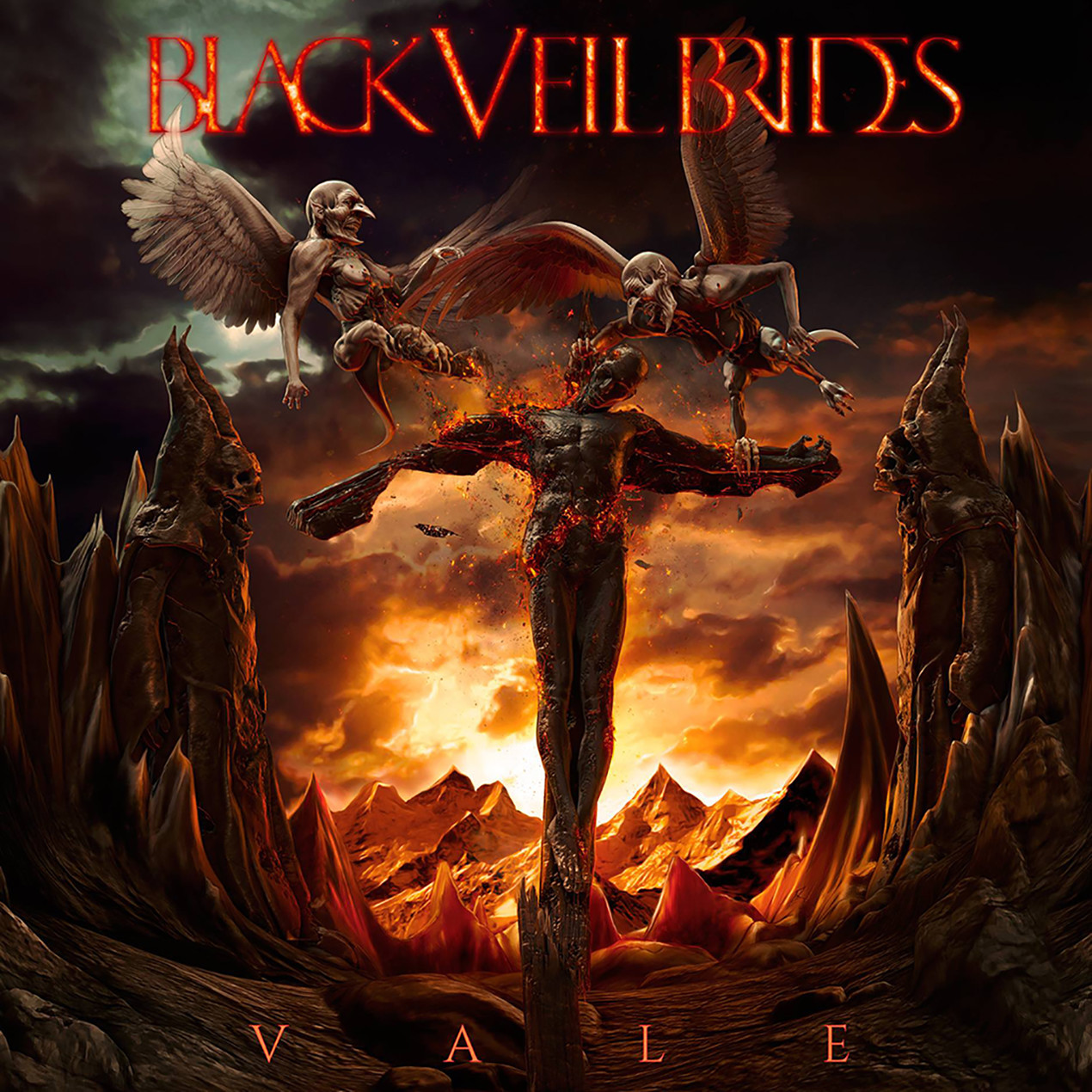 Image result for black veil brides vale
