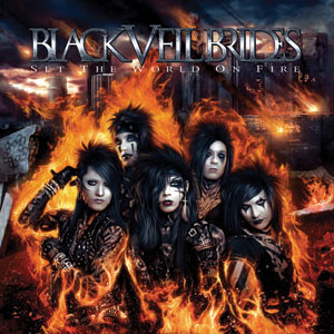 Black Veil Brides - Set The World On Fire Cover