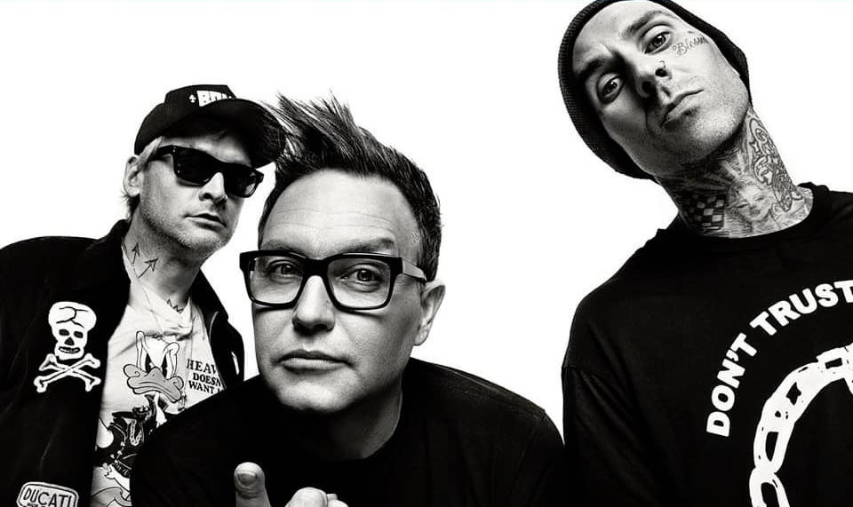 Blink-182 Announce New Album 'NINE' - Check Out The Tracklist, Cover