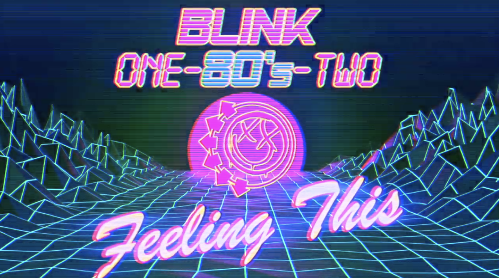 You Need To Hear This 80s Reimagining Of Blink-182's 'feeling This'