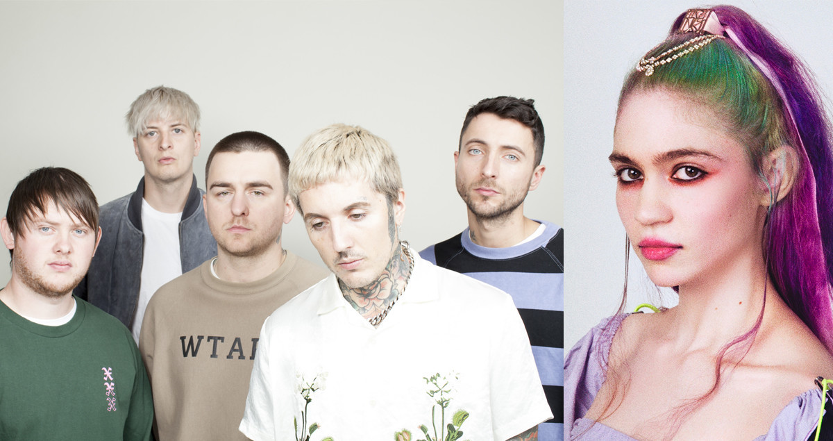 Bring Me The Horizon Release New Song Featuring Grimes