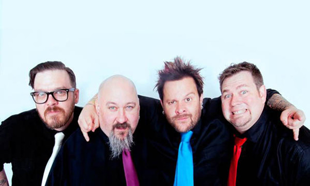 Bowling For Soup Are Bringing Out An Album Full Of Old (But Also ...