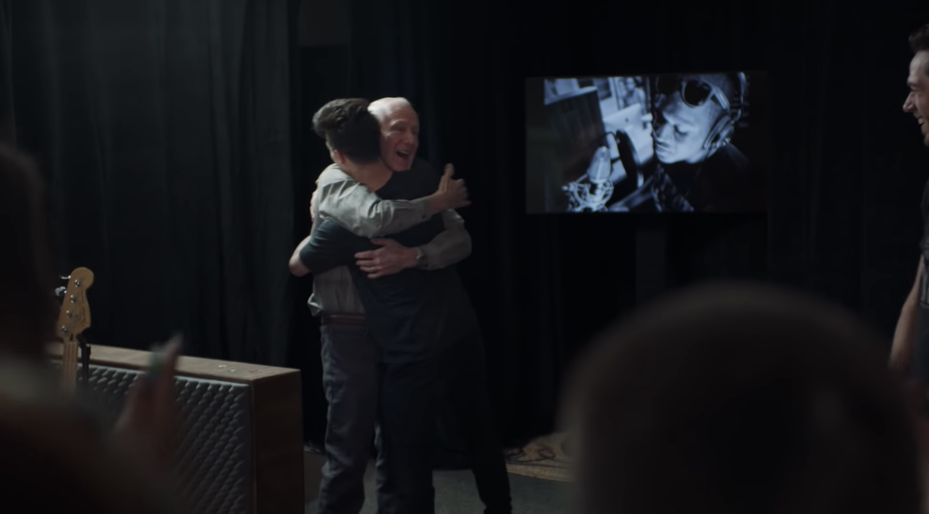 Watch Brendon Urie Be Reunited With His High School Music Teacher