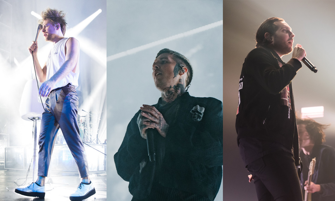 Enter Shikari, Bring Me The Horizon And You Me At Six Have Announced Some Very Intimate Shows