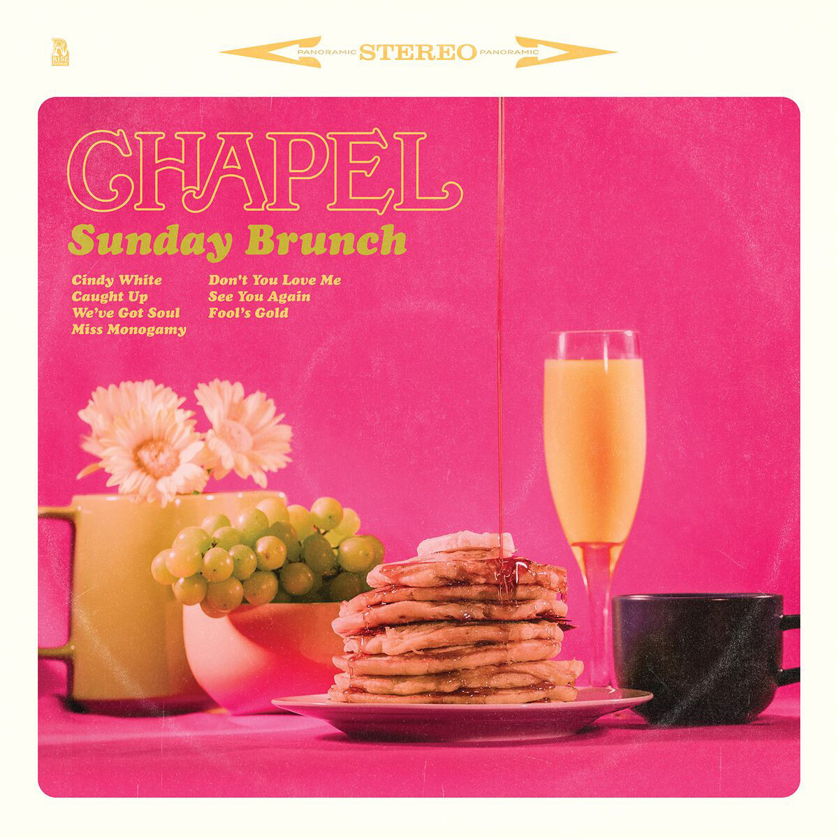 Chapel - Sunday Brunch [EP] (2017)
