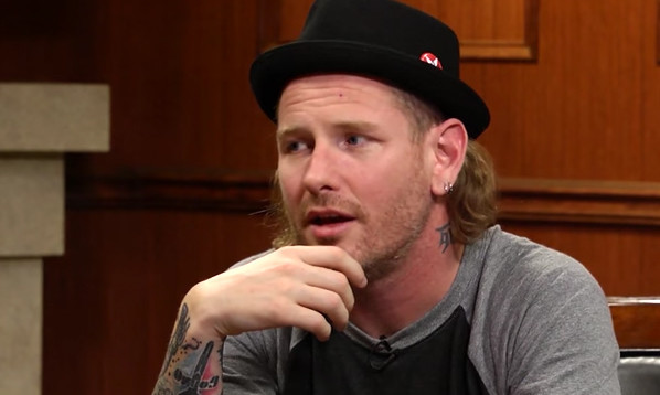 Watch Corey Taylor Perform Acoustic Version Of Slipknot's 'snuff'