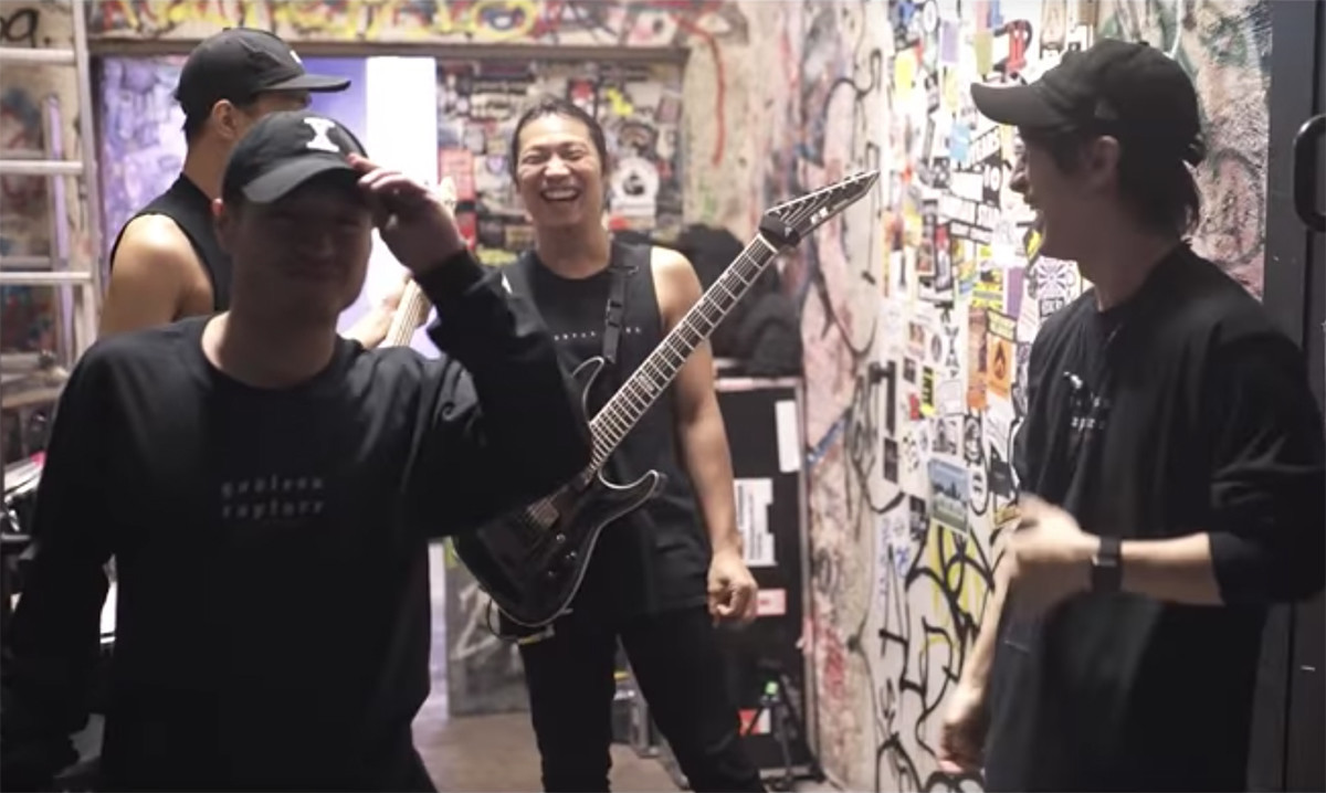 Check Out Crystal Lake's Intense New Song
