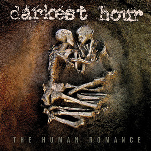 Darkest Hour - The Human Romance Cover