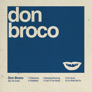Don Broco - Big Fat Smile Cover