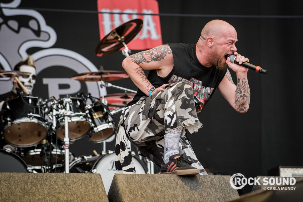 Five Finger Death Punch Have Released A Statement Which Suggests Vocalist Ivan Moody Is Not Leaving The Band
