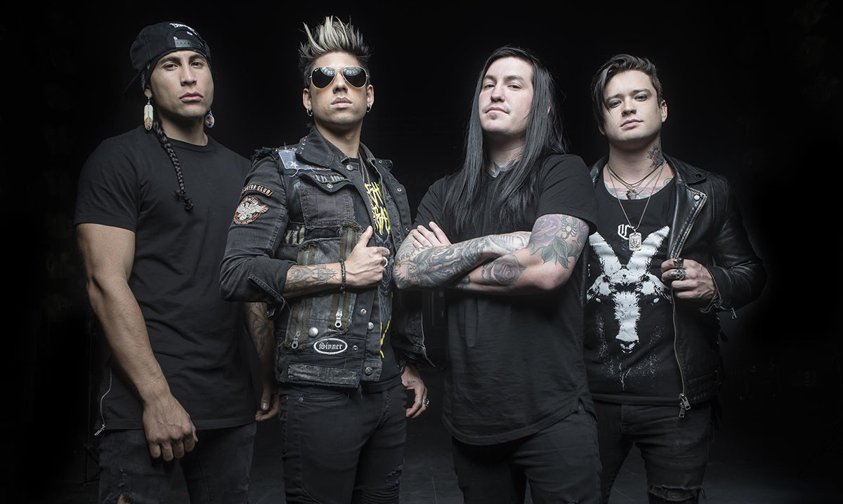 """8b172a6f439 Escape The Fate's Craig Mabbitt: """"It Kind Of Felt Like We Lost [The] Magic  Of Writing Music…"""""""