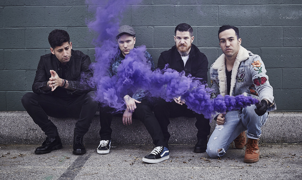Fall Out Boy Are Opening A Pop Up Shop News Rock Sound Magazine