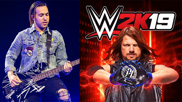 Fall Out Boy, BFMV & More Chosen For 'WWE 2K19' Soundtrack - News