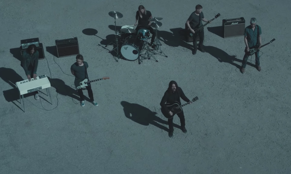Foo Fighters Share Official Video For