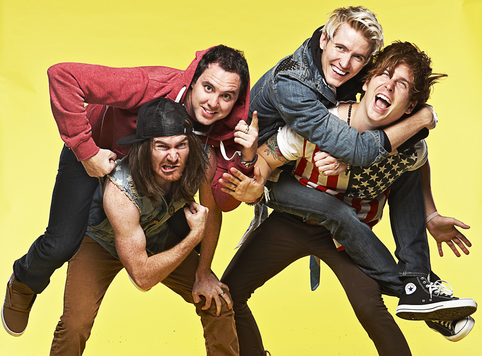 Forever The Sickest Kids Are Back!