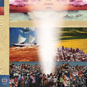 Broken Social Scene - Forgiveness Rock Record Cover